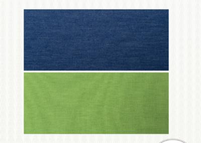 Design blaues Grün